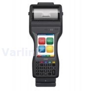 Casio IT-9000 Terminal / Win WM6.5 / Integrated Imager / 802.11b/g / HSDPA / Bluetooth / GPS / 2MP AF Camera+Flash / NFC/RFID / MCR / Integrated 80mm Printer (incl Battery)