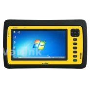 "Trimble Yuma 2 CLX Rugged Tablet Computer [UK/EU/US/AUS] / Yellow/Yellow / Win 7 Pro / 7"" Touch Display / 802.11b/g/n / Dual-Mode 3.75G WWAN / 5MP AF Camera+LED Flash / Bluetooth / GPS / 128GB SSD (incl Std Battery / Charger [UK/EU/US/AUS] / Hand Strap)"