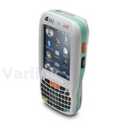 Datalogic Elf Professional Healthcare PDA / Win Emb HH6.5 / 2D Imager with Green Spot / 802.11a/b/g CCX V4 / Bluetooth / Camera 3MP+Flash / 46 Key QWERTY K/B (Incl Battery / PSU / Handstrap / USB Cable)
